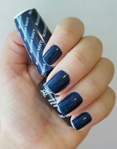 Russian Navy OPI gel polish