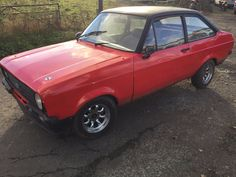 Looking for a ford escort mk2 1600 sport 2 door ? This one is on eBay.