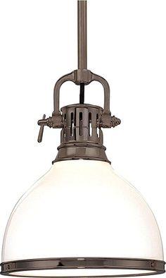 5324d5ae01e1 AFX 326632 Jordan 95-Watts Satin Nickel Integrated LED Pendant.   lightfixtures  lighting  decor  li…