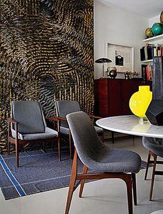UNTER DER LINDEN / Designer wladimiro Bendandi / carta da parati Wall&Decò #wallpaper #art