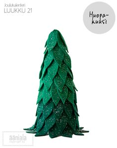 DIY Felt Christmas tree Diy Felt Christmas Tree, Christmas Calendar, Felt Diy, Holidays, Blog, Holidays Events, Holiday, Blogging, Vacation