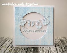 Art makes everything awesome!: Zaproszenia na Chrzest Święty - Top-Trends Baby Kind, Baby Cards, Baby Shower, Paper, Frame, How To Make, Diy, Scrapbooking, Trends