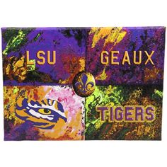 LSU Artwork