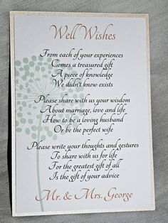 PRINTABLE Wedding Wish Tree Sign in Coral by MySentimentsInvites, $8.00