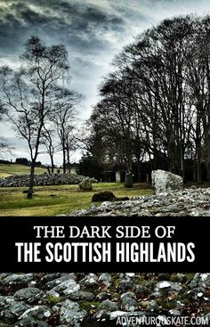 One of my travel priorities from the last year was to start visiting my family's ancestral homes in Europe. This was my first time getting to see the Highlands. And as beautiful as the landscape was, I was shocked at the history that I learned. On this trip I learned just how dark and difficult life in the Scottish Highlands used to be.: