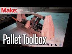 DiResta: Pallet Toolbox - YouTube