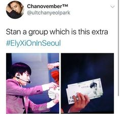 I stan the right people Chanyeol, Kyungsoo, Exo Ot12, Kaisoo, Shinee, Exo Facts, Xiuchen, Exo Memes, Exo K