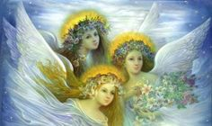 Image of All the Angels in Heaven are wishing you: HAPPY BIRTHDAY! for fans of yorkshire_rose 21013670 Wish You Happy Birthday, Birthday In Heaven, World Peace Day, Yorkshire Rose, Victorian Angels, Angel Wallpaper, I Believe In Angels, Christian Wallpaper, Rose Images