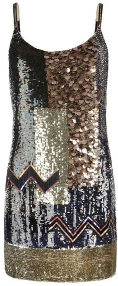 ALL SAINTS LONDON Bloque Dress