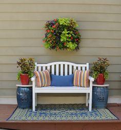 Wall Planters - Pamela Crawford Living Wall Planter w/ Liner