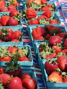 Cedarburg, Wisconsin Strawberry Festival