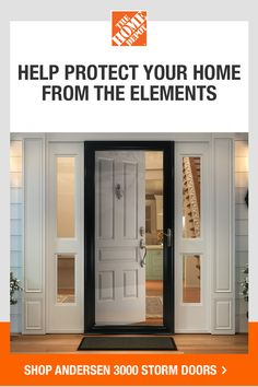 Aluminum Storm Doors, Diy Hanging Shelves, Basic Tools, Protecting Your Home, Creative Home, House Front, Asheville, Glass Design, Glass Panels