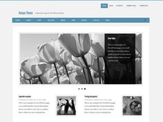 Unique by Theme Hybrid on @creativemarket