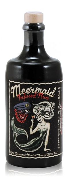 Mermaid Food Packaging – a list of 12 great ones Coffee Packaging, Bottle Packaging, Food Packaging, Design Packaging, Label Design, Package Design, Design Design, Graphic Design, Whisky