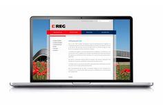 REG, Berne – Fondation des Registres suisses des professionnels de l'ingénierie, de l'architecture et de l'environnement, nous mandate pour la refonte complète de leur site Internet:  Audit, positionnement, réflexion Ergonomie et graphisme Codage et intégration CMS, Open-Source Développement sur-mesure de modules compatibles ODE (OpenERP) Référencement E-Marketing www.reg.ch