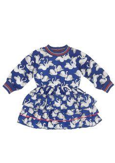 Blue Swan Dress by MIM-PI