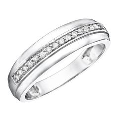 38 Best Wedding Rings For Men Silver Wedding Ring By Menjewell Com