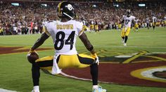 The All-Pro receiver was fined for his touchdown celebration and his shoes. The…