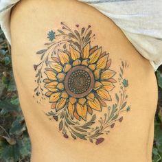 Sunflower for Kayla from North Dakota. Thank you so much!  #lonewolf