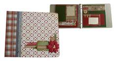Believe in Christmas Mini Album - Bazzill Basics