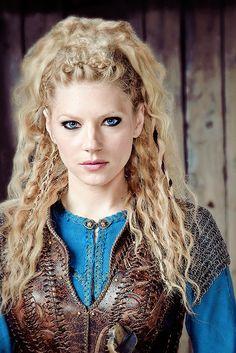 "vikings-shieldmaiden: ""Lagertha   Vikings Season 3 © Vikings Season 3 premieres Thursday, Feb 19th 2015 on the History Channel. """