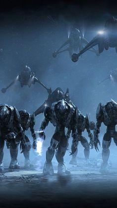 Artworks Halo Wars by ?