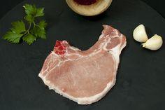 Chuleta de cerdo. www.puenterobles.com
