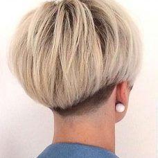 Die kurzen Haare der Modelle ändert sich je nach Form der unser Gesicht. Insbesondere sieht gut aus auf Frauen mit Runden und ovalen Gesicht Strukturen. Es ist wichtig, loszuwerden, die Banalität der langen Haare. Kurze Haare Modelle sind einfach zu bedienen, hat einen modernen look und schnell... - #Frau, #Frauen, #Friseur, #Frisur, #Frisuren, #Haar, #HaarDesign, #Haare, #Haaren, #Haarschnitte, #Kurz, #Lavieduneblondie