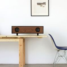 The Musikbox Media Cabinet By Werner Aisslinger | Loudspeaker, Remote And Media  Cabinet Idea