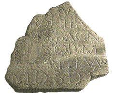 The Calleva Stone, object no. 1995.1.19