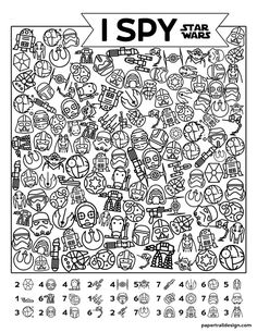 Free Printable I Spy Halloween Activity - Paper Trail Design Free Printable I Spy Halloween Activity. Print this fun Halloween I spy game for a classroom party game or church harvest party. Halloween Crafts For Kids, Halloween Activities, Holiday Activities, Classroom Activities, Halloween Fun, Activities For Kids, Therapy Activities, Halloween Puzzles, Halloween Worksheets