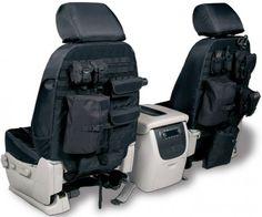 fundas de asientos con bolsillos