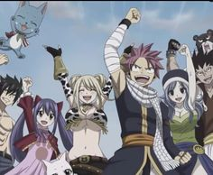 Fairy Tail Dragon Cry' Anime Movie Latest Updates: New Movie ...