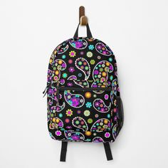Duffle Bags, Modern Retro, Fashion Backpack, Paisley, Backpacks, Art Prints, Printed, Awesome, Products