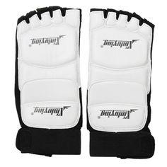 1Pair TaeKwonDo Foot Guard Protector Sock Martial Art Punch Sparring Karate Gear…