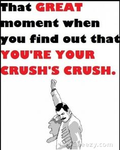 That Great Moment When You Found Out That..