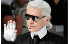 Karl Lagerfeld A respectable appearance is sufficient to make people more interested in your soul.