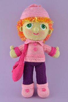 Puppe von Ynella-Shop auf DaWanda.com