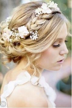 mariée champetre