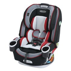 Amazon.com : Graco 4ever All-in-One Car Seat, Cougar : Baby