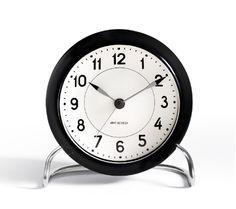 Arne Jacobsen - Bord-ur m. alarm Station