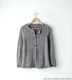 Fairfield by Michele Wang for Brooklyn Tweed Jumper Patterns, Cardigan Pattern, Sweater Knitting Patterns, Knitting Sweaters, Women's Sweaters, Knit Patterns, Brooklyn Tweed, How To Purl Knit, Knit Purl