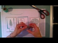 De Stampin' Up! Thoughtful Branches Part 4! - YouTube