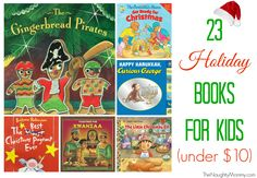 51 best christmas books images on pinterest christmas books 23 holiday books for kids under 10 heres a collection of 23 holiday books fandeluxe Choice Image