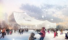 Helsinki+Central+Library+Competition+Entry+/+PAR+++Arup