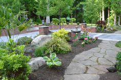 Beautiful Garden Lawn And Landscape, Landscape Services, Landscape Design, Lawns, Beautiful Gardens, Eco Friendly, Washington, Patio, Outdoor Decor
