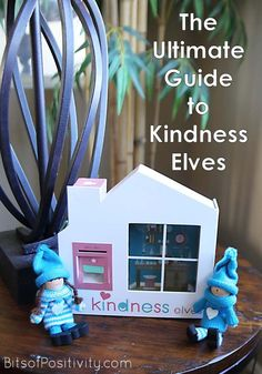 Ultimate guide with hundreds of ideas and resources for using Kindness Elves to encourage character development at Christmas and throughout the year. Meditation Kids, Mindfulness For Kids, Mindfulness Activities, Character Education Lessons, Character Development, Toddler Activities, Learning Activities, Best Fathers Day Quotes, Montessori Quotes