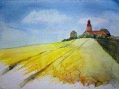 Native American Prayers, Cardinal Birds, Baltic Sea, The Good Place, Landscape, Drawings, Spring, Nature, Painting
