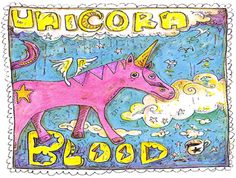 Unicorn Blood Espresso. Dark Matter Coffee