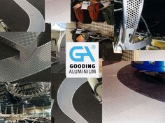 Aluminium Exhibition & Stage Sets from Gooding Aluminium Aluminium Sheet, Stage Set